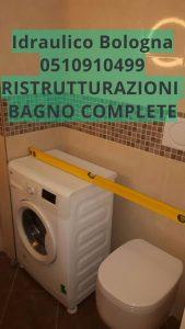preventivo cambiare vasca con doccia Bologna