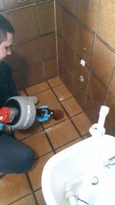 pronto intervento idraulico per perdita d'acqua a Casalecchio di Reno