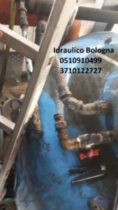 sostituire rubinetto da esterno a parete Bologna