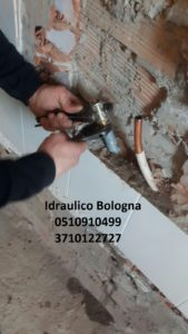 pronto intervento idraulico per perdita guarnizione lavandino bagno a San Giorgio di Piano