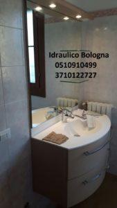 disotturazione water intasato Bologna