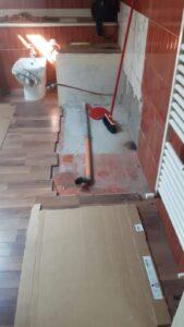 ristrutturazione bagno appartamento Bologna Quartiere Navile
