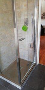 Trasformazione vasca in doccia Bologna San Donnino